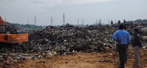 Brahmapuram palnt, fire file photo