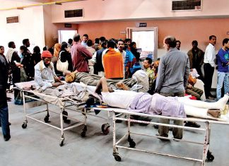 Doctors strike affecting patients badly