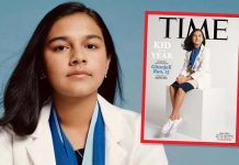 Indian-American Gitanjali Rao named first-ever TIME 'Kid of the Year'