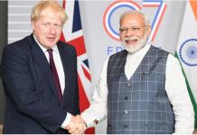 India invites Boris Johnson as Chief Guest for Republic Day celebrations