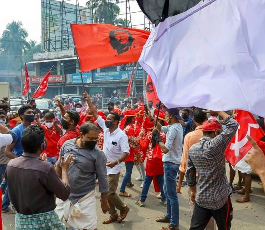 LDF in Thrissur Kochi Corporation