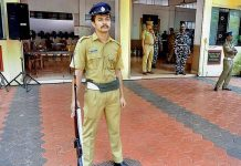 Police security