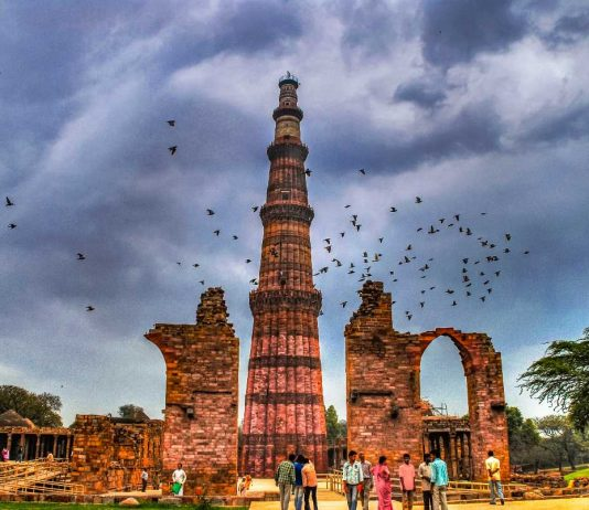 Lawsuit filed for restoration of temple claimed to be situated inside the Qutub Minar complex