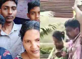 Residents protest in Neyyatinkara pointing Police move amid couple died