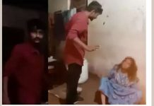 Son attack mother in Trivandrum
