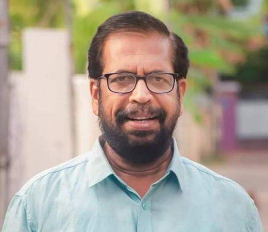 K Sreekumar Trivandrum mayor