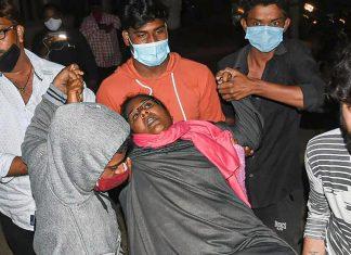 andhra pradesh musterious disease 1 died 292 hospitalised