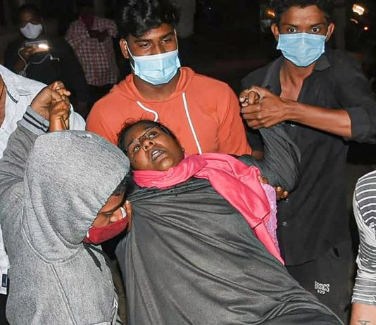 andhra pradesh musterious disease 1 died 292 hospitalised