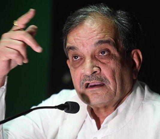 Birendra Singh, BJP leader and former minister. File pic C: Ajtak