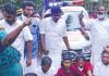 case filed against protestors in Neyyatinkara
