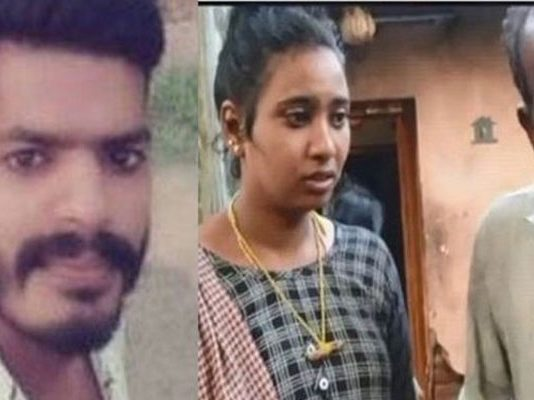 caste issue is the intension behind palakkad aneesh death says wife Haritha
