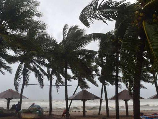 cyclone burevi to hit kerala within hours
