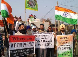 farmers call for Bharat Bandh