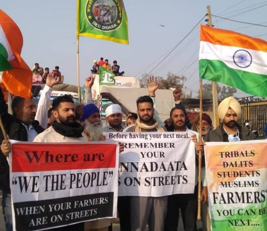 farmers call for Bharat Bandh