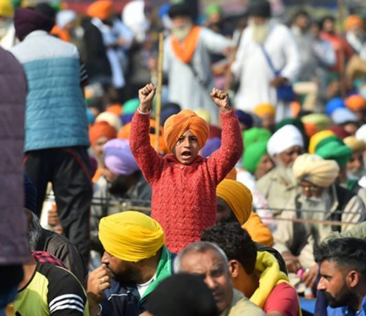 Farmers protest; more farmers joins in dellhi rajasthan border protest