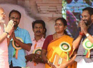 leaders write letter to centre against K Surendran