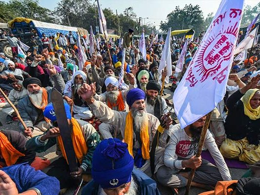 meeting with Centre failed farmers will continue protest
