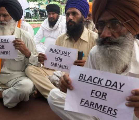 more than 20 farmers dead during protest in Delhi