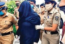 no one threatened Swapna in Jail DIG report