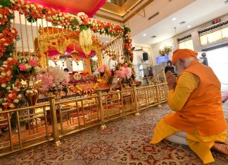 Farmers says PM Modi's gurudwara visit was a drama