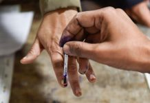 fake vote casted in kannur; Local body election 2020