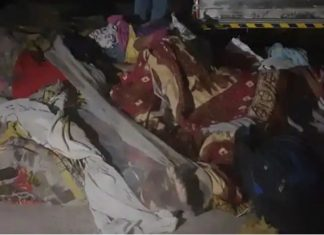 13 Labourers Killed After Truck Runs Over Them Near Surat