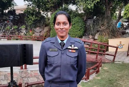 Bhawana Kanth to become first woman fighter pilot to take part in Republic Day parade