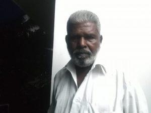 PA James, fisherman CPM branch secretary
