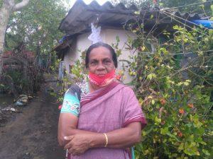 Sheelavathy, hosewife Nayarambalam