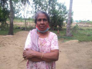 Thankamani Shadevan, Thozhilurappu worker Nayarambalam