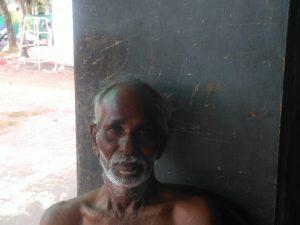 Vijayan Mangatt, ex fisherman Nayarambalam
