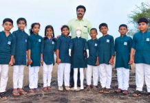 Alexa doll in cheriyakkara government lp school