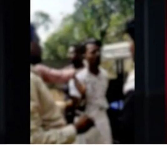 mob attack kollam