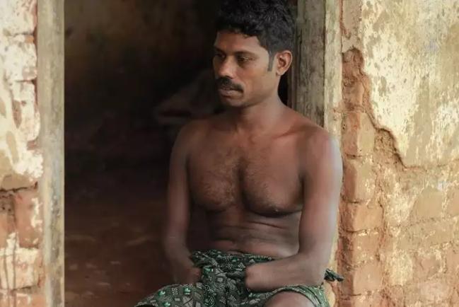 ശ്രീധരൻ കാണി, ജീവിതത്തിൽ മാത്രമല്ല സിനിമയിലും നായകൻ