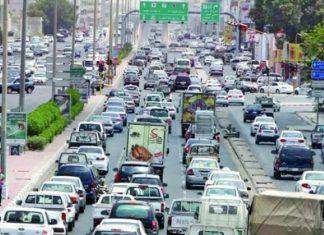 Pic Credits: Asianet: Saudi Arabia Traffic Rule