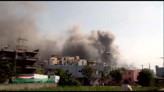 Pune Serum Institute fire