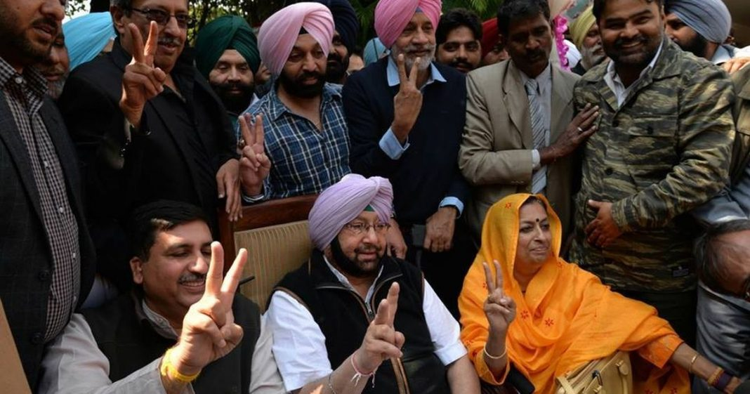 Congress wins 5 corporations in Punjab local body elections amid Farmers protest