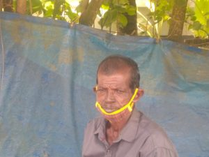 George Alithara, fisherman