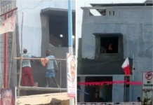Kayamkulam Taluk Hospital building construction viral video