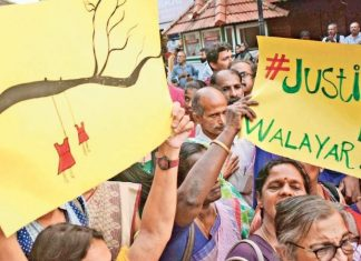 Walayar sister's mother to shave head in protest for not taking action against police officers