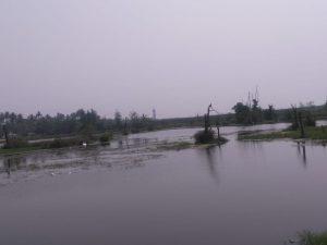Malippuram beach partial view