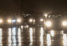 motor vehicle department action against high beam head lights