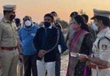 quary blast in Karnataka six dead, one seriously injured