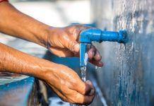 water tax increased by 5 percent in Kerala