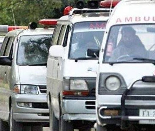 Ambulance drivers and Hospitals exploiting patients report