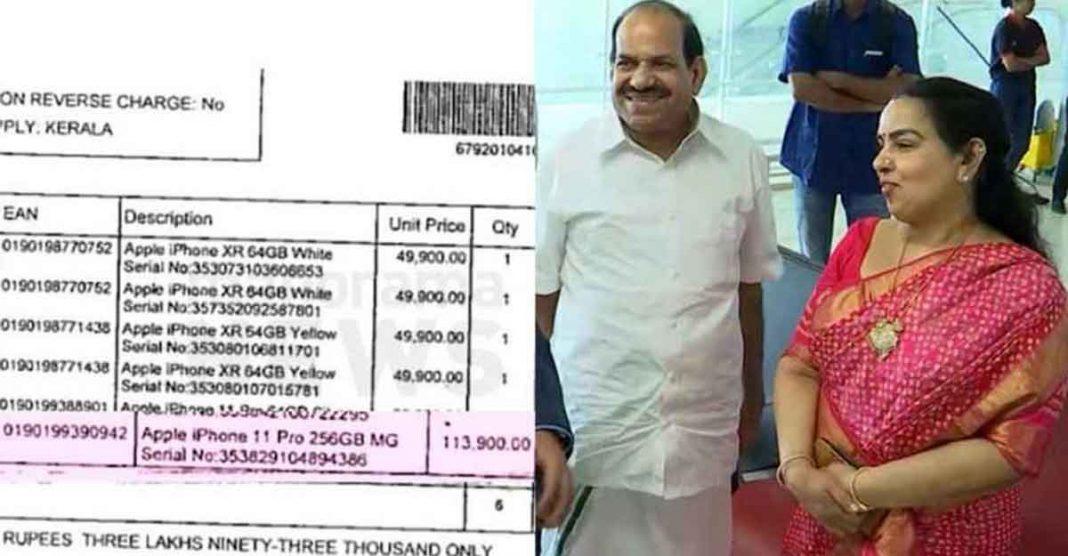 Customs serve another notice to Vinodini Balakrishnan