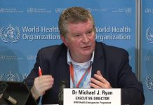 Dr Michael Ryan