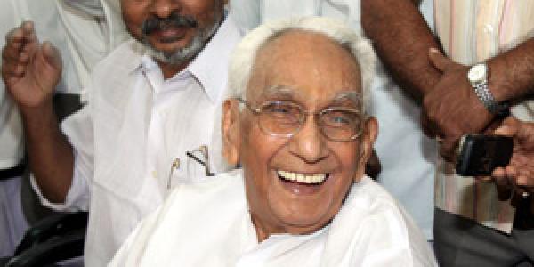 K Karunakaran, PIC C: New Indian Express