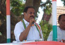 K Sudhakaran MP