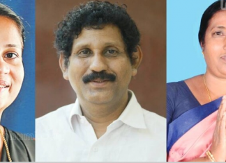 NDA candidate nomination rejected in three constituencies